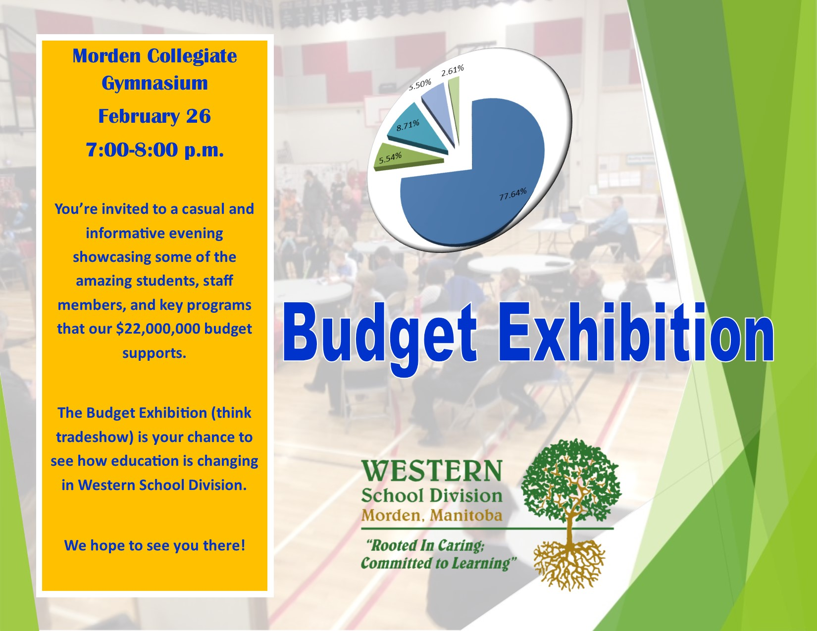 2020WSD002 - Budget Exhibition